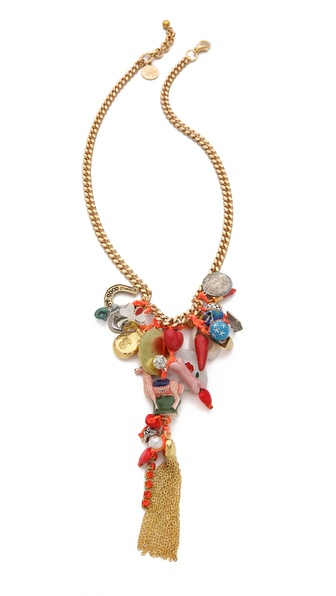 Venessa Arizaga Pretty Little Pill Necklace