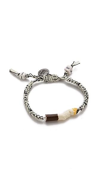 Venessa Arizaga Cigarette Bracelet