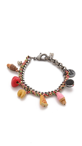 Venessa Arizaga Lucky You Bracelet