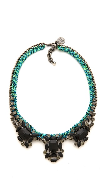 Venessa Arizaga Jaded Necklace