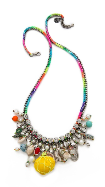 Venessa Arizaga Hawaiian Punch Necklace