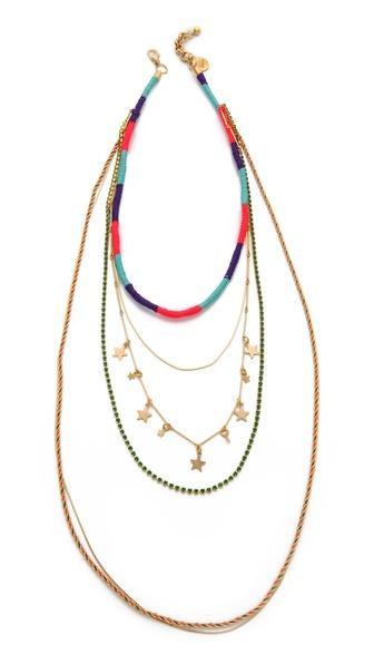 Venessa Arizaga Malibu Necklace