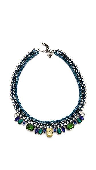 Venessa Arizaga Into the Blue Necklace