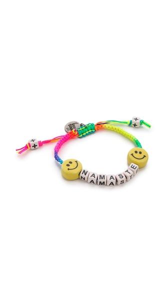 Venessa Arizaga Salutations Bracelet