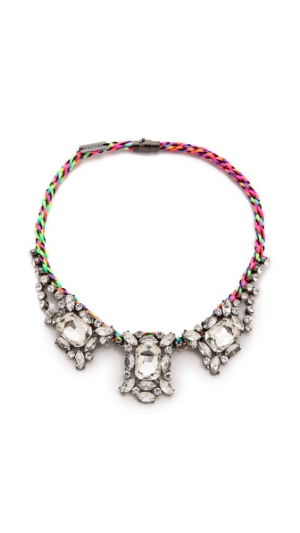 Venessa Arizaga Rave On Necklace