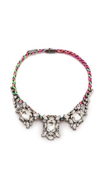 Venessa Arizaga Rave On Necklace