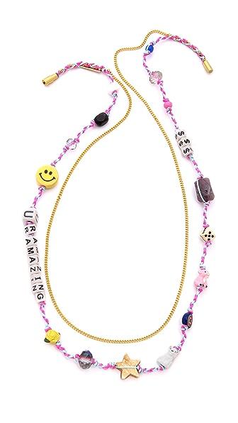 Venessa Arizaga You're Amazing Necklace