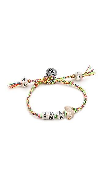 Venessa Arizaga I'm a Unicorn Bracelet
