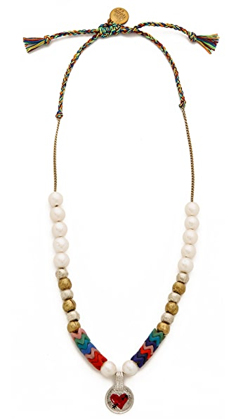 Venessa Arizaga Venessa Arizaga New Mexico Necklace (Multicolor)