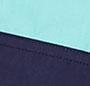 Navy/Turquoise