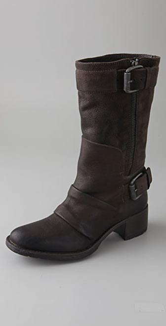 Vera Wang Ula Suede Boots