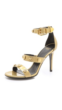 Versace Ankle Strapped Sandals
