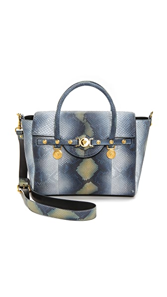 Versace Snakeskin Multi Bag