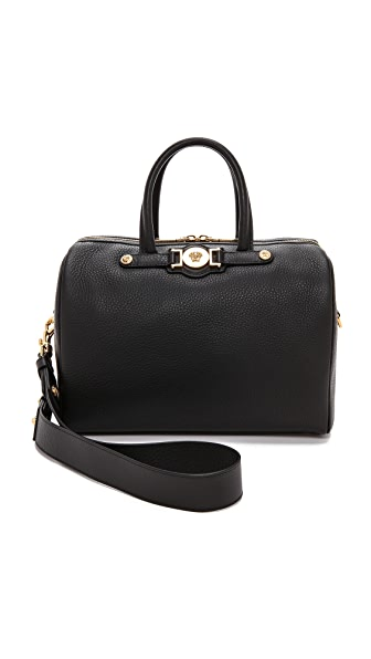 Versace Black Simple Bag