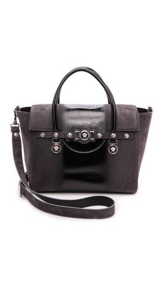 Versace Leather Handbag