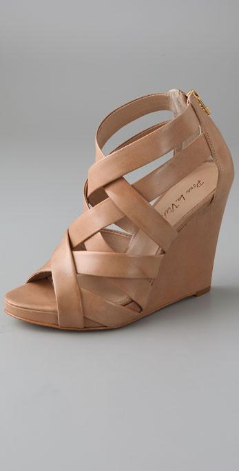 Pour La Victoire Tarissa Wedge Sandals