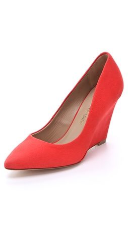 Pour La Victoire Mai Wedge Pumps
