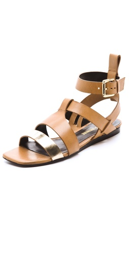 Pour La Victoire Cailey Strappy Sandals