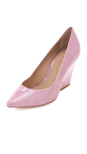 Pour La Victoire Aeesha Patent Pumps