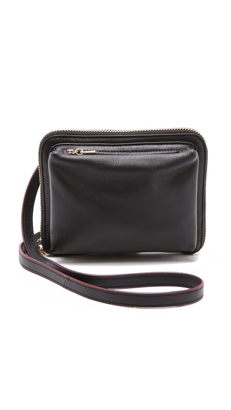 Pour La Victoire Provence Organizer Cross Body Bag