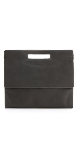 Pour La Victoire Yves Oversized iPad Clutch