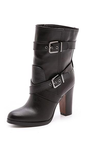 Pour La Victoire Roslin Buckle Boots