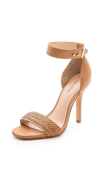 Pour La Victoire Yaya Braided Sandals