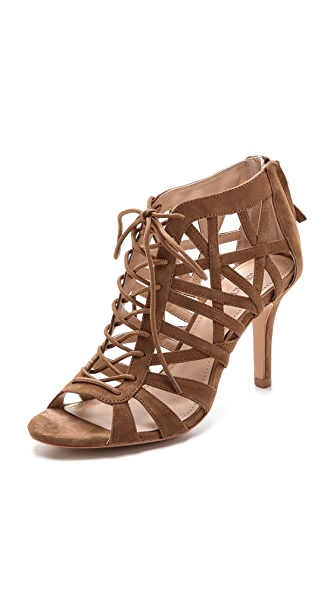 Pour La Victoire Pour La Victoire Charlize Cage Sandals (Yet To Be Reviewed)