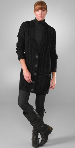 Vince Cardigan Coat