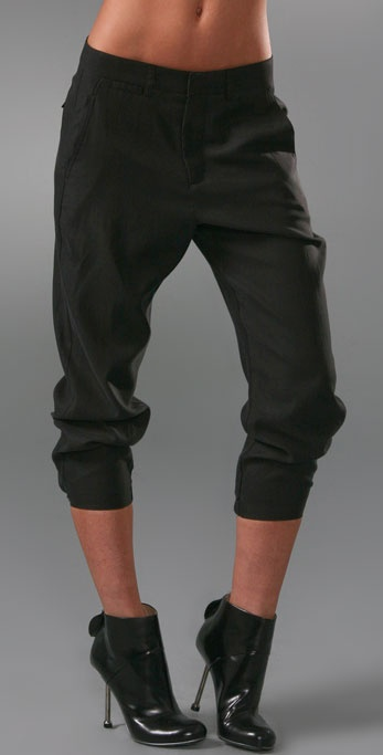 Vince Slouch Trousers