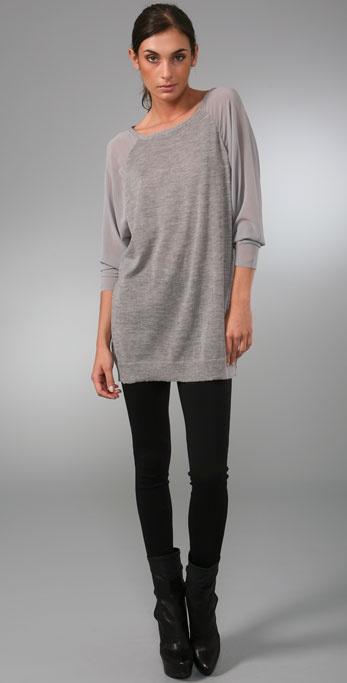 Vince Dolman Sweater Dress