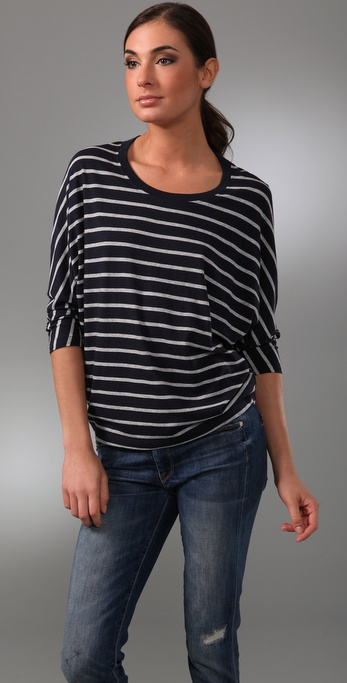 Vince Dolman Striped Tee