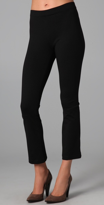 Vince Cropped Flare Leggings