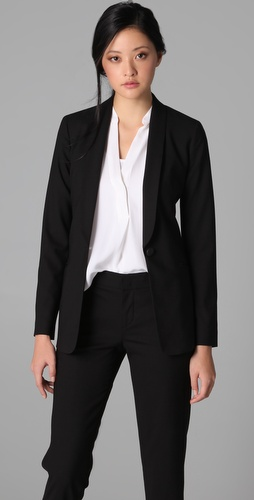 Vince Tuxedo Jacket