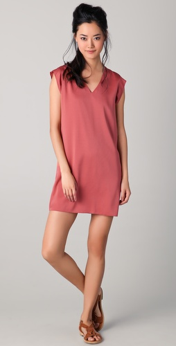 Vince Extended Sleeve Dress