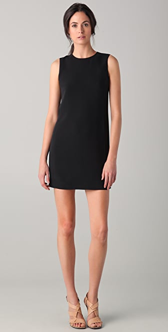 Vince Sleeveless Shift Dress