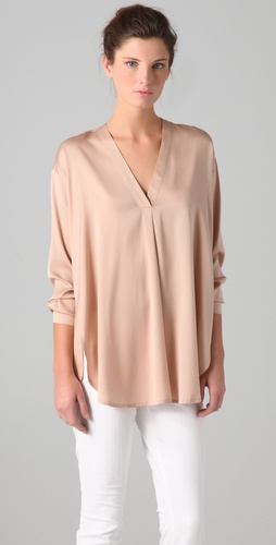 Vince V Neck Tunic