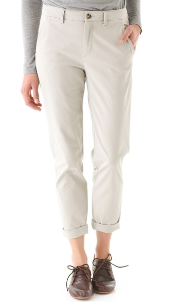 Vince Boyfriend Chino Pants - Chino at Shopbop / East Dane