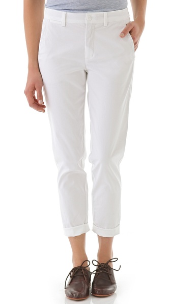 Vince Boyfriend Chino Pants