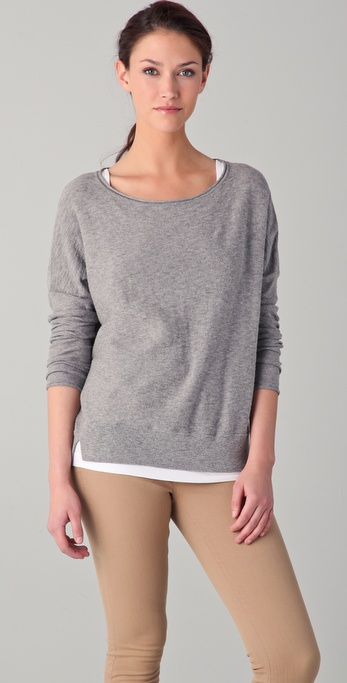 Vince Long Sleeve Sweater