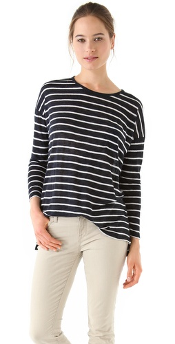 Vince Striped Tee