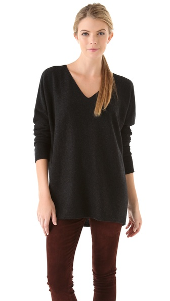 Vince V Neck Sweater