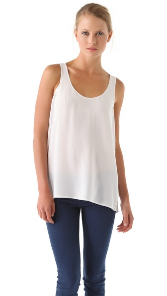 Vince Silk Tank