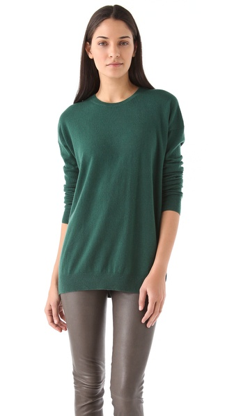 Vince Oversized Cashmere Sweater