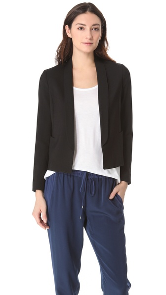 Vince Cropped Blazer