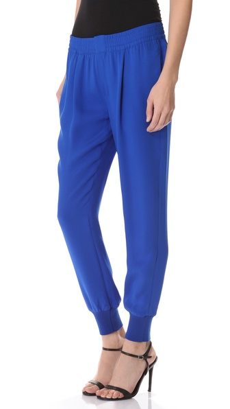 Vince Silk Sweatpants