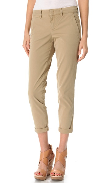 Vince Boyfriend Trousers