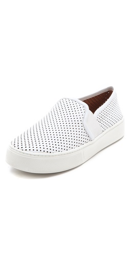 Vince Blair Perforated Sneakers at Shopbop.com