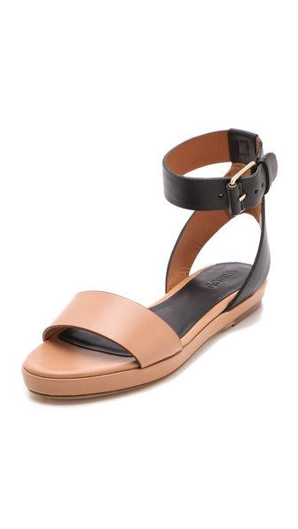 Vince Abbey Flat Sandals