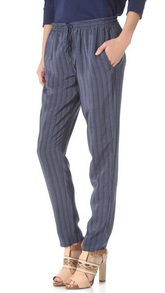 Vince Scribble Track Pants